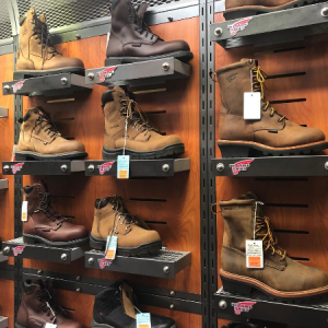 Red Wing Display